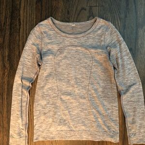Lululemon Swiftly Tech LS (Breeze) Relaxed Fit